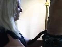 Danish blonde gagging Thumb