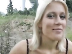 steaming Czech female unclothes Outdoors gig  #2 Thumb