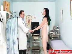 amateur Mother vag exploration by bad gyn MD. Thumb