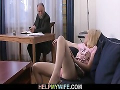 cougar spouse  pays him to bang her wife Thumb