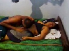 South Indian buxomy Mallu Aunty getting foreplay actions Thumb