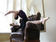 bendy Ballerina Annett - bare Workout Thumb