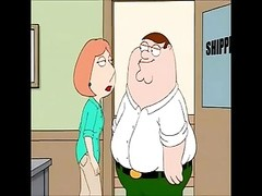 Fam guy Office sex - Lois Assed penetrated Thumb