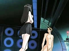 PornWorms; Japanese Hentai Anime with anal invasion stunners Thumb