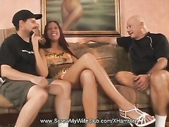 petite sinful Swinger tramp plowed Thumb