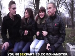 youthful sex Parties - Long pulverize after a short rendezvous Thumb