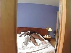 Brazilian anal Queen Aliyah BBC group sex Thumb