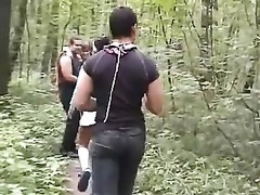Russian Group hookup in the Forest Thumb