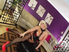 WCPClub Layla ticket the ass fucking slut Thumb