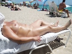 perfect jugs on nude beach Thumb