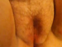displaying my knockers, stomach and even inwards  my twat Thumb