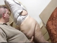 hot nail #99 (BBW grandma with a big fleshy Round Ass)! Thumb