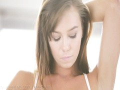 Nubile Films - Capri Anderson actual cumming Thumb