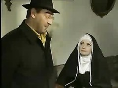 French Nun savor arse bang Thumb