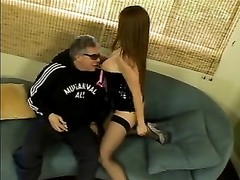 asian milf torn up on bed Thumb