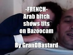 Arab fuckslut shows boobs on cam - by GranDBastard Thumb