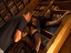 Teen in a short skirt fucked in her cunt Thumb