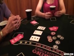 Drinking games with gorgeous sluts go really hot Thumb