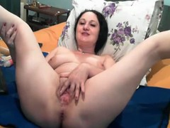 Wettmommy anal in cam Thumb