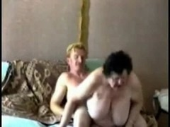 Old slut paid for sex by younger guy. Amateur older Thumb