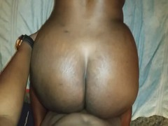 Monster booty black milf (50 inches) Thumb