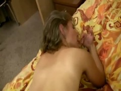 Blonde amateur with very hairy pussy getting pumped Thumb