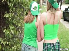 St Patty's Day Foursome Thumb