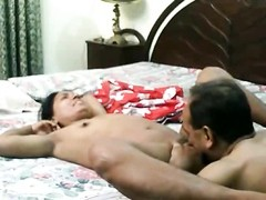 big-chested Indian amateur Housewife Thumb