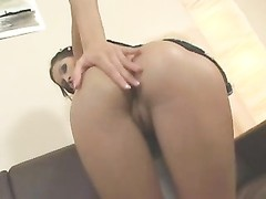 A incredible anal invasion and creampie treesome Thumb