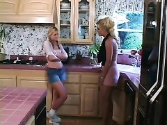 Stepmom daughter's lesbo experience Thumb