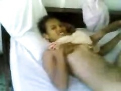 Homemade Indonesian College teenage pulverized By bf With Creampie Thumb