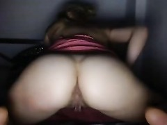 Beautifull swedish doll  displaying her fantastic assets  one Thumb