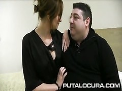 PUTA LOCURA actual Spanish fledgling  cuckold Thumb