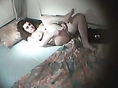 grind  dame in my mobile home - hidden cam Thumb