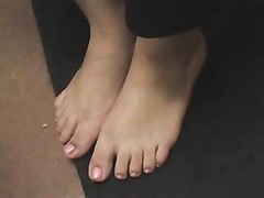 nice fat Smelly Mexican feet Thumb