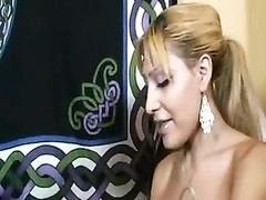 super hot mexican ladyboy pleasuring bbc stunningly Thumb
