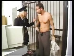 German arrested by a Hungarian police female with long nails Thumb