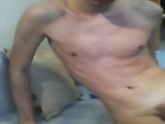 20yo Webcam Greek man smash His AssholeCums, On Cam (Big Ass) Thumb