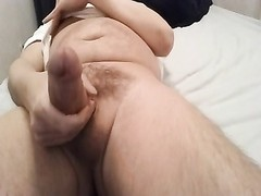43 yo German bisexual man - jizz flow #2 SloMo Thumb