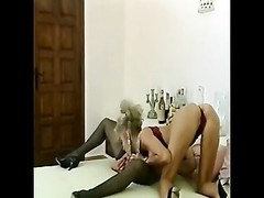 anal banging and going knuckle deep  German-French Style Thumb