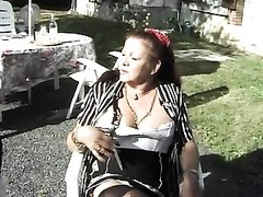 FRENCH stale 16 furry anal invasion mom milf yellow-haired babe three way Thumb