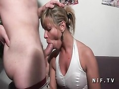 French milf deep anal invasion plowed Thumb