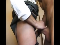 FRENCH PORN 2 anal invasion faded mom milf groupsex Thumb