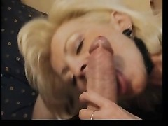 FRENCH old lady EVA demolished BY A huge WHITE man meat (ANAL) Thumb