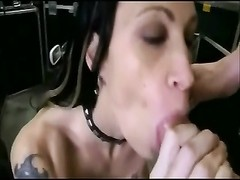 Dutch tattoo mummy  in cum-rain facial Thumb