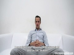 CZECH homosexual CASTING - MARTIN (3478) Thumb