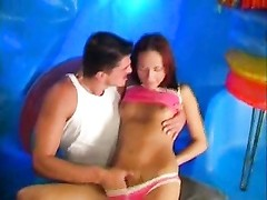 Z44B 986 Yg Czech teenage  in Playroom Thumb