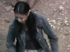 Asia Carrera getting some outdoors fuck-stick Thumb