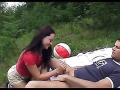 anal invasion rimjob outdoor Thumb