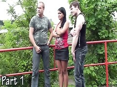beautiful dame public hook-up  threesome fragment one Thumb